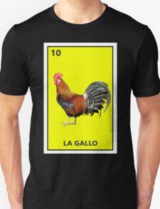 El gallo Unisex T-Shirt