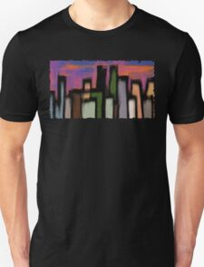 City by Night Unisex T-Shirt