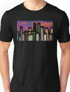 City by Night Unisex T-Shirt