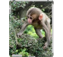 Baby Monkey iPad Case/Skin