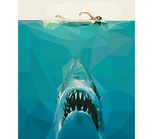 """You're Going To Need A Bigger Boat"" Photographic Print"