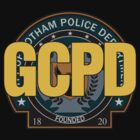 GCPD - Gotham Police (Colour) by TGIGreeny