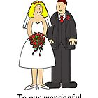 Thank you to our wonderful wedding planner. by KateTaylor