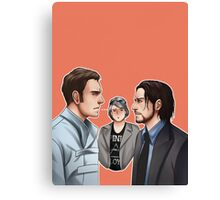 X-men - Days of Future Past Canvas Print