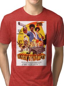 Black Dynamite 1 Tri-blend T-Shirt