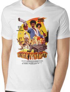 Black Dynamite 1 Mens V-Neck T-Shirt