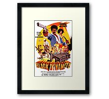 Black Dynamite 1 Framed Print