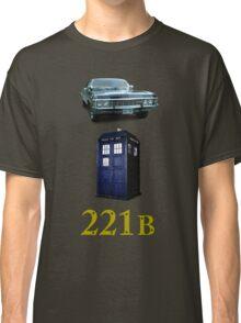 Superwholock Classic T-Shirt