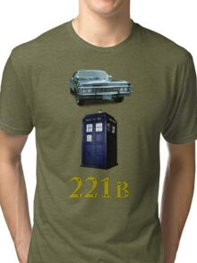 Superwholock Tri-blend T-Shirt