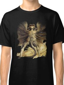 William Blake: The Great Red Dragon Classic T-Shirt