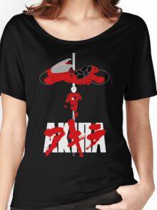AKIRA Women's Relaxed Fit T-Shirt