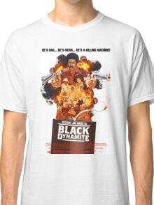 Black Dynamite 2 Movie Poster Classic T-Shirt