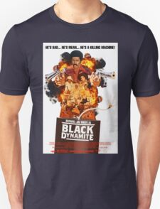 Black Dynamite 2 Movie Poster Unisex T-Shirt