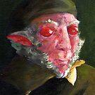 Remb-rat or perhaps Ratbrandt? You decide. by Brendan Coyle
