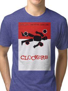 Clockers Movie Poster Tri-blend T-Shirt