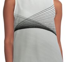 Twisted Contrast Tank