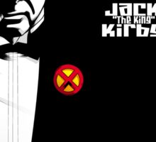 Jack The King Kirby the Allfather Sticker