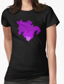 King Me Womens Fitted T-Shirt