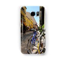 The Biking City Samsung Galaxy Case/Skin