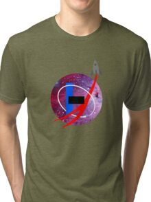 From UK to Space Tri-blend T-Shirt