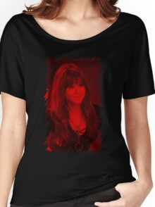 Jennifer Aniston - Celebrity Women's Relaxed Fit T-Shirt