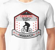 Sasquatch Official Search Party Unisex T-Shirt