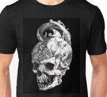 arjuna's skull Unisex T-Shirt