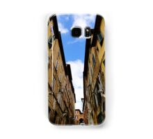 Narrow Streets Samsung Galaxy Case/Skin