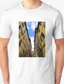 Narrow Streets Unisex T-Shirt