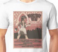 Moonstruck Vintage Fine Werewolf Wine Unisex T-Shirt