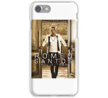 ROMEO SANTOS iPhone Case/Skin