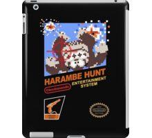 Harambe Hunt iPad Case/Skin