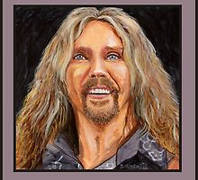 Tommy Shaw by bernzweig