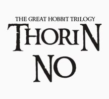 Thorin no Kids Tee