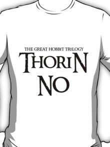 Thorin no T-Shirt