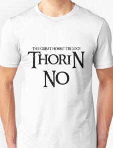 Thorin no Unisex T-Shirt