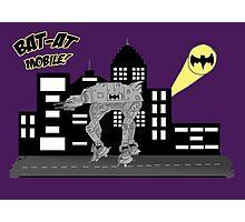 BAT-AT MOBILE Photographic Print