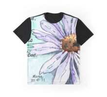 Country Diary - In the garden, my soul is sunshine Graphic T-Shirt