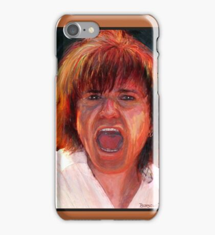 Lawrence Gowan iPhone Case/Skin