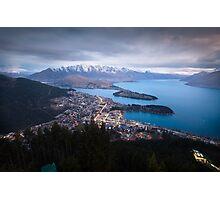 Queenstown - New Zealand Photographic Print