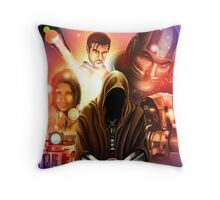 The Old Republic - Revelations of the Revanchist Throw Pillow