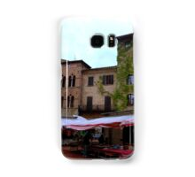 San Gimignano Vendors Samsung Galaxy Case/Skin