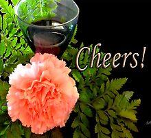 Cheers! by Rosemary Sobiera