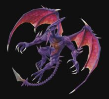 ~ Metroid: Ridley ~  One Piece - Long Sleeve