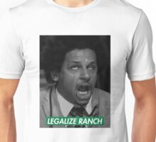 Legalize Ranch - Green - Eric Andre Picture - Supreme font Unisex T-Shirt