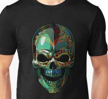 Dia de los Muertos skull Unisex T-Shirt