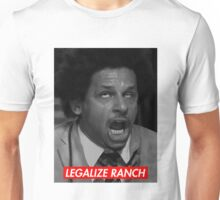 Legalize Ranch - Red - Eric Andre Picture - Supreme font Unisex T-Shirt
