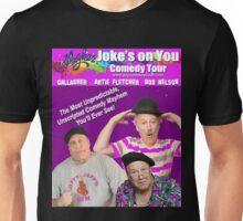 Dwi01 Gallagher's Jokes On You Comedy Tour 2016 Unisex T-Shirt