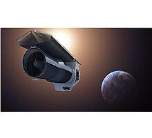 Spitzer Space Telescope Photographic Print