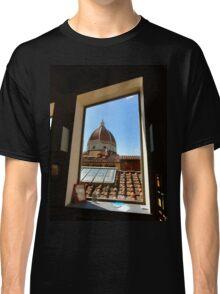 Through the Window Classic T-Shirt
